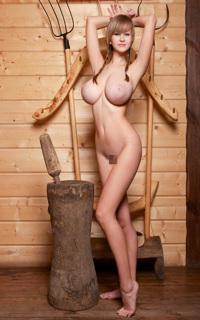 Проститутка Любаня
